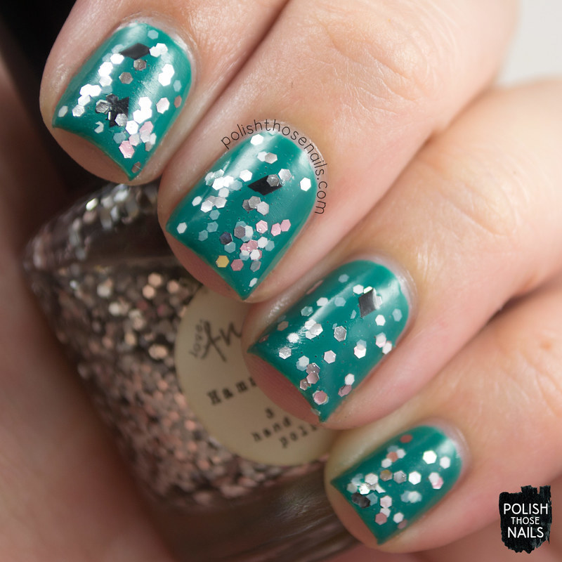 Love, Angeline Hammer Time Swatch by Marisa  Cavanaugh