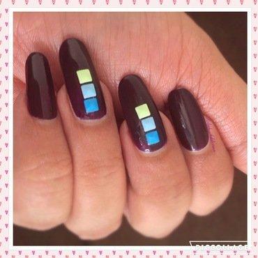 Studs nail art by Polish Addiction