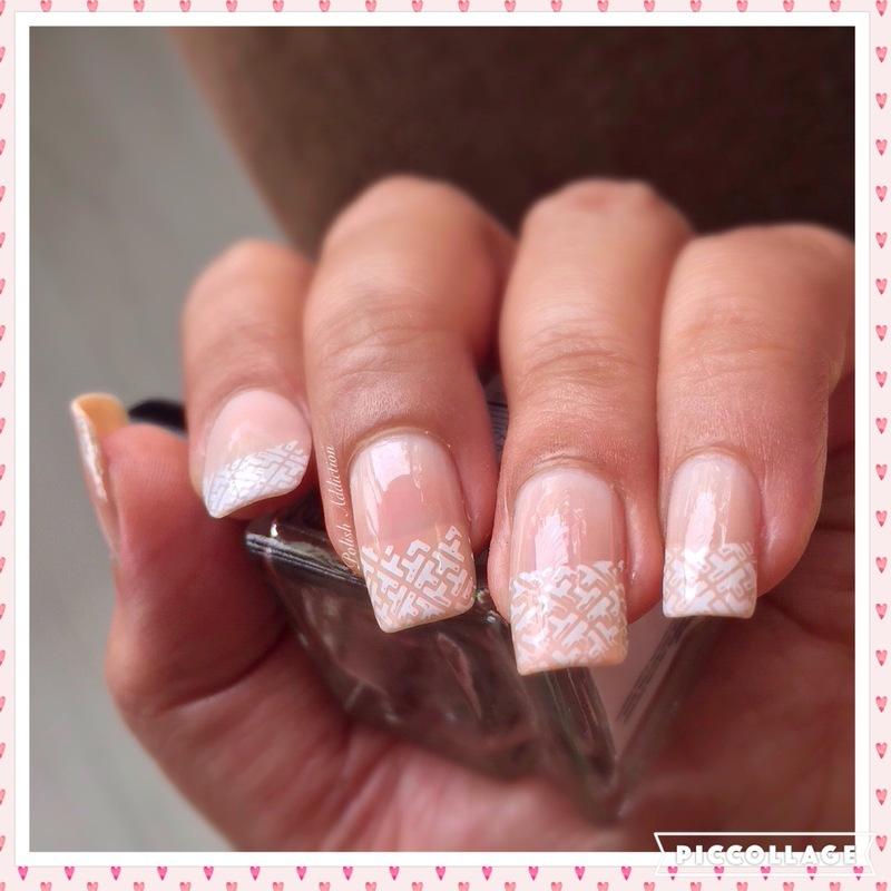 French nail art by Polish Addiction