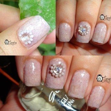 Fur Gel Nails nail art by Leneha Junsu
