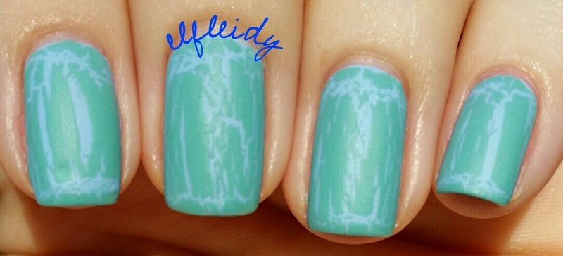 Faux nail art nail art by Jenette Maitland-Tomblin
