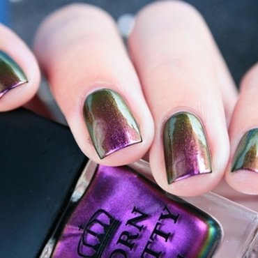 Born Pretty Chameleon #221 Swatch by Romana