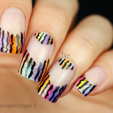 Watercolor stripes thumb370f