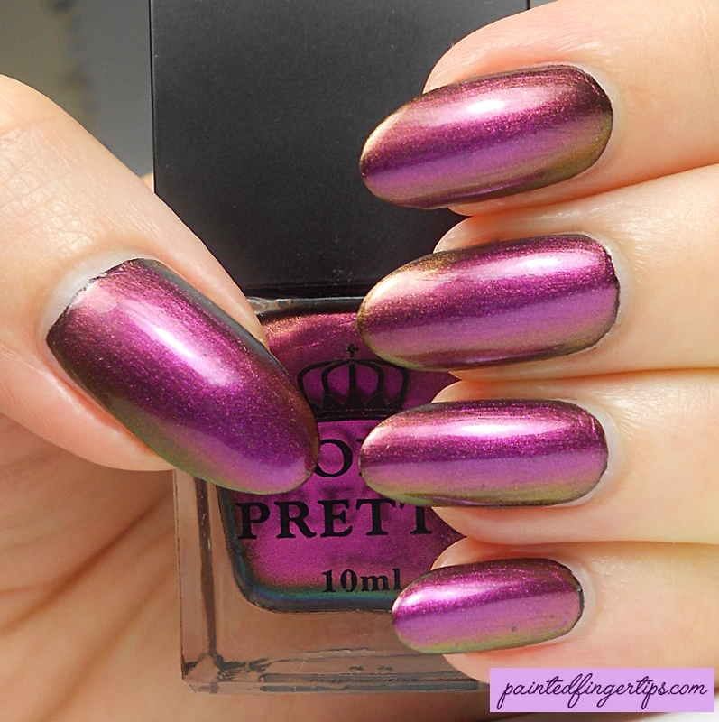 Born Pretty Store Chameleon Polish 221 Swatch by Kerry_Fingertips