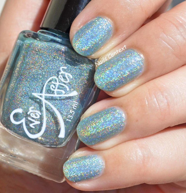 Ever After A Whole New World Swatch by NailsContext