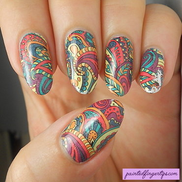 Water decals colourful thumb370f
