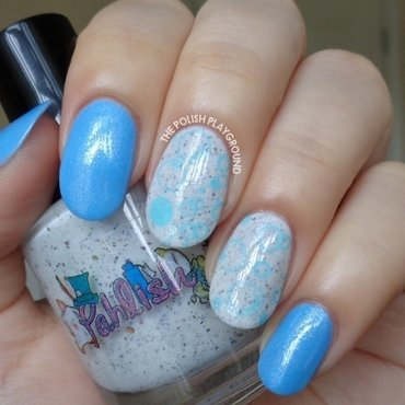 Light 20blue 20underwater 20bubbles 20stamping 20nail 20art thumb370f