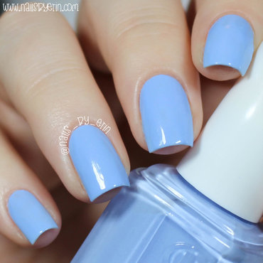 Essie Bikini So Teeny Swatch by Erin