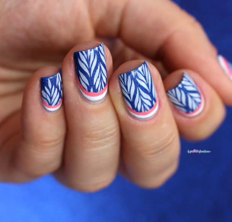 morocco vibe nail art by nathalie lapaillettefrondeuse