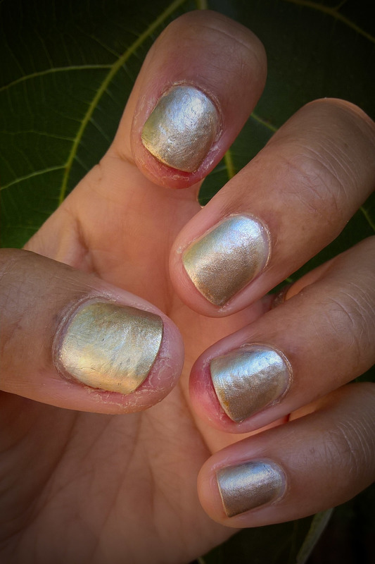 Olympic Gold, Silver and Bronze  nail art by Avesur Europa