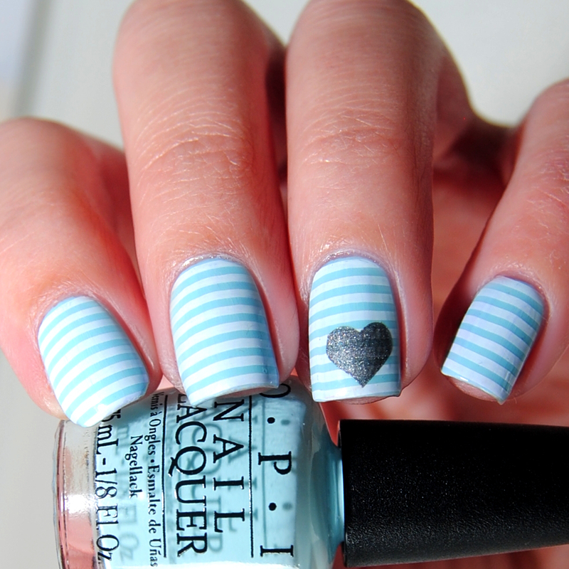 Cute Sommer Nails nail art by Lackopfer