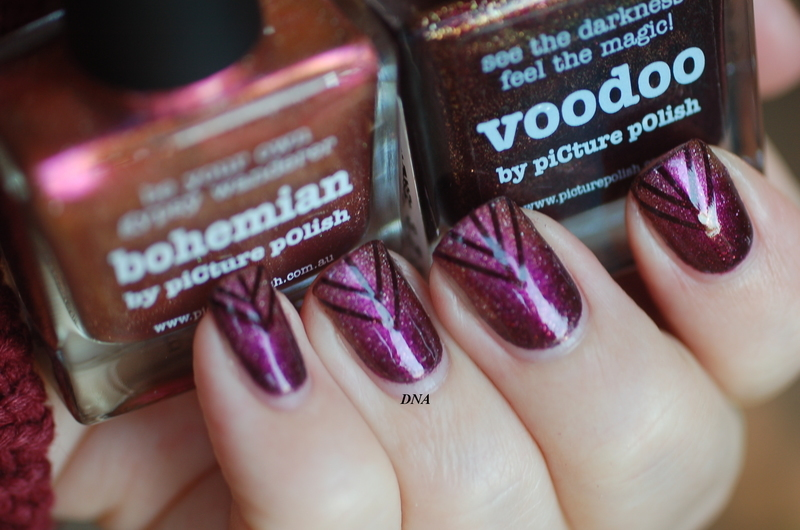 Witch mani nail art by Dorothy NailAssay
