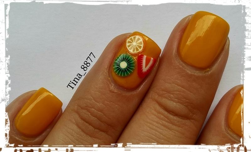 Tutti Frutti :-) nail art by Tina_8877