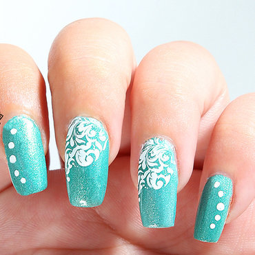 Zuza nail art by Nanneri