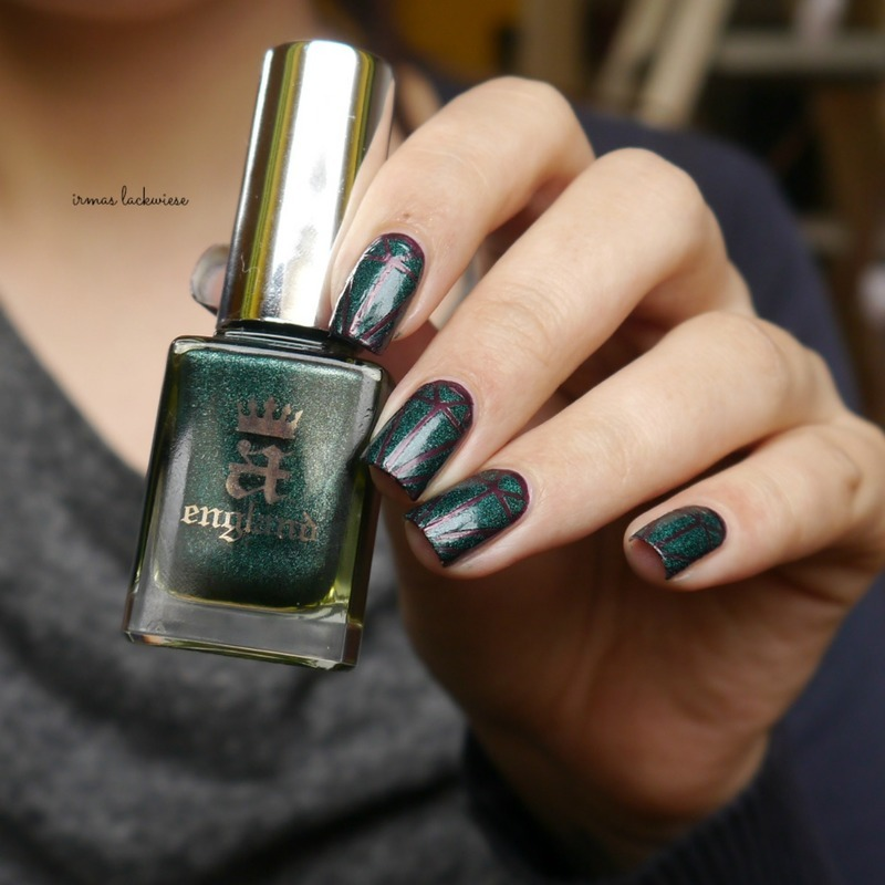 diamond nails nail art by irma