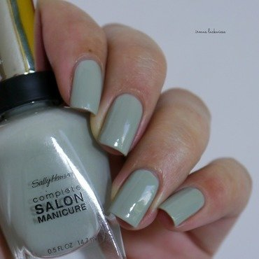 Sally Hansen Pumice Swatch by irma
