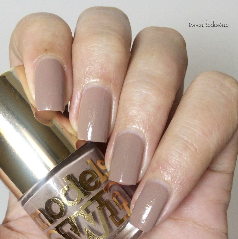 Models Own Trillion Taupe Swatch by irma