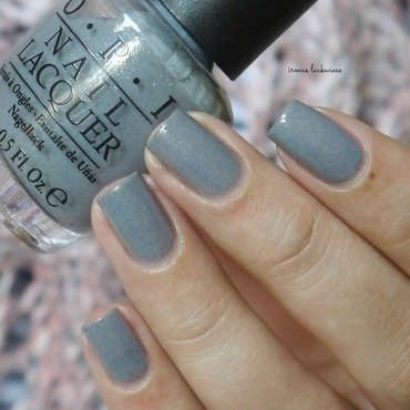 OPI I Don't Give a Rotterdam! Swatch by irma