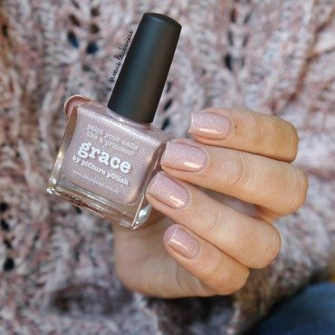 piCture pOlish Grace Swatch by irma