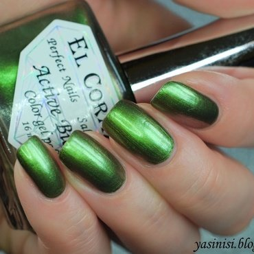 El Corazon Mojito Swatch by Yasinisi