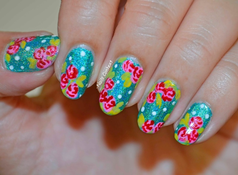 500th Nail Art Post nail art by NailsContext