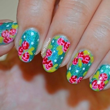Holo 20floral 20nails 206 thumb370f