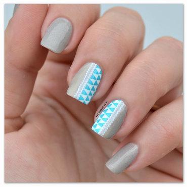 Inspirée par... nail art by Les ongles de B.
