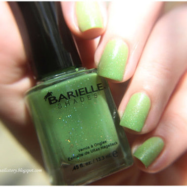 Barielle Myrza's Meadow Swatch by Ekaterina