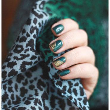 Masura + Waterdecals nail art by Ekaterina