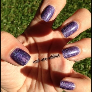 Astra 708 Swatch by SowNails