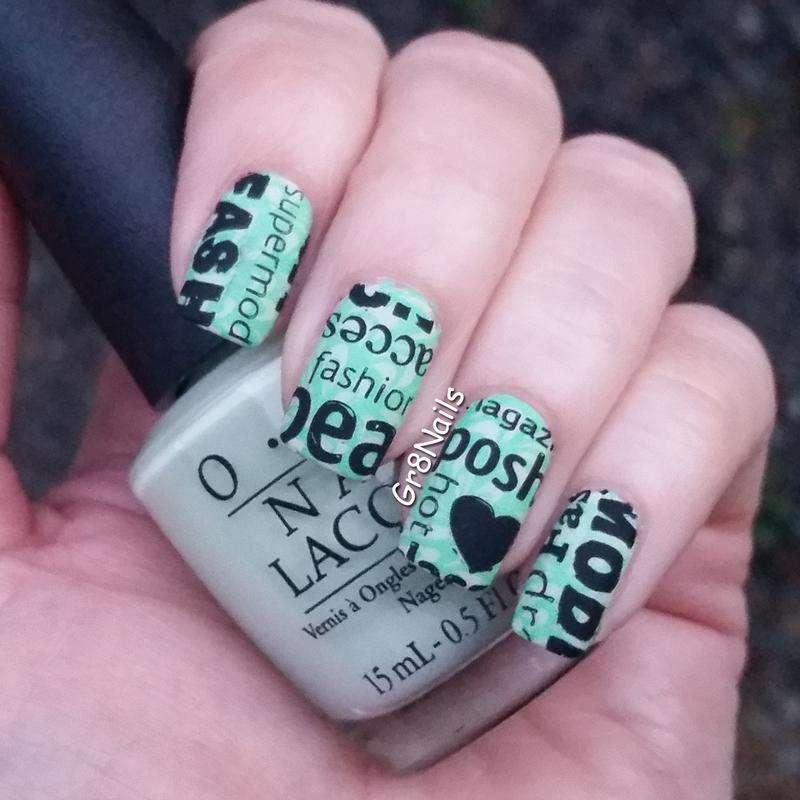 Posh nail art by Gr8Nails
