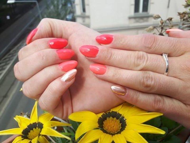 Sumer part 2 nail art by Ewa EvaNails