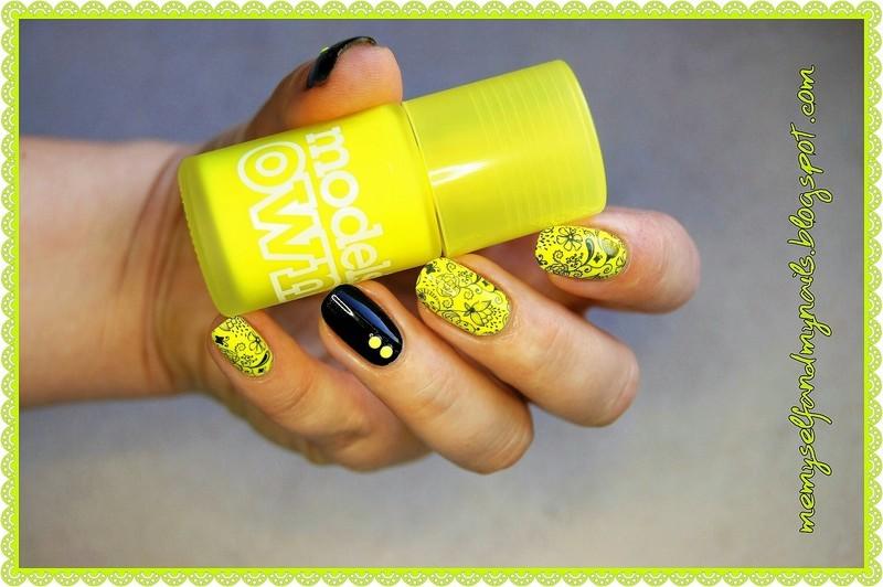 Summer's still here nail art by ELIZA OK-W