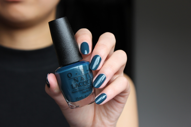 OPI CIA = Color is Awesome Swatch by Nails & Threads