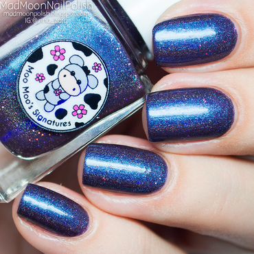 Moo Moo's Signatures Quietly Cast The Moo Spell Swatch by Irina Zorg