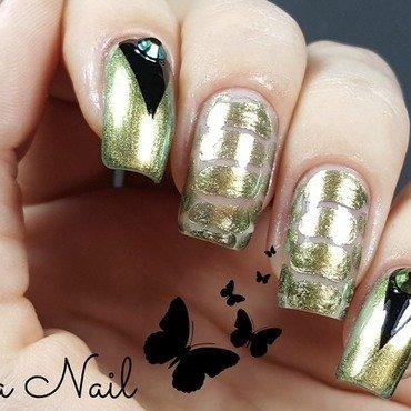 Tutorial manicure multi-reflex | Irina Nail  nail art by Irina Nail