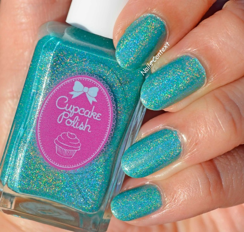 Cupcake Polish What In Carnation Swatch by NailsContext