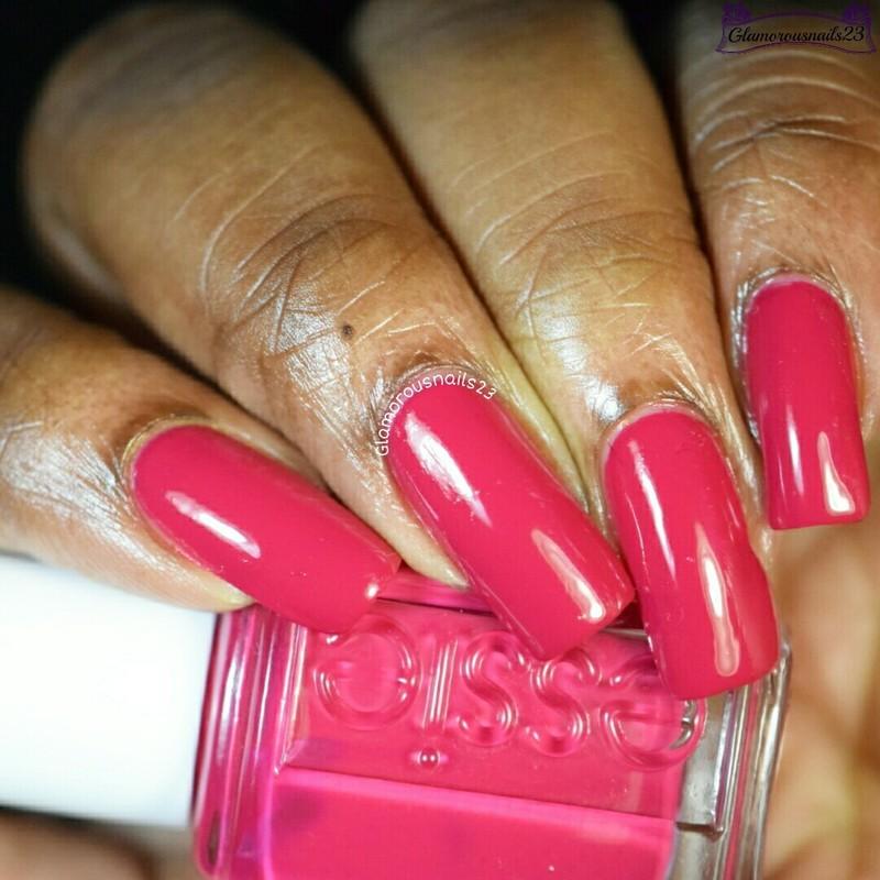 Essie exotic liras Swatch by glamorousnails23