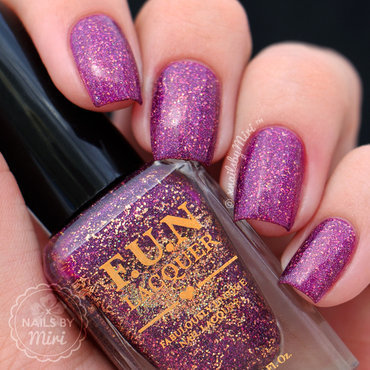 Fun Lacquer Empire Swatch by xNailsByMiri
