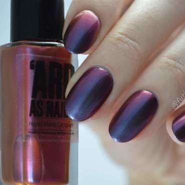 'Ard as nails Sarah Swatch by Furious Filer