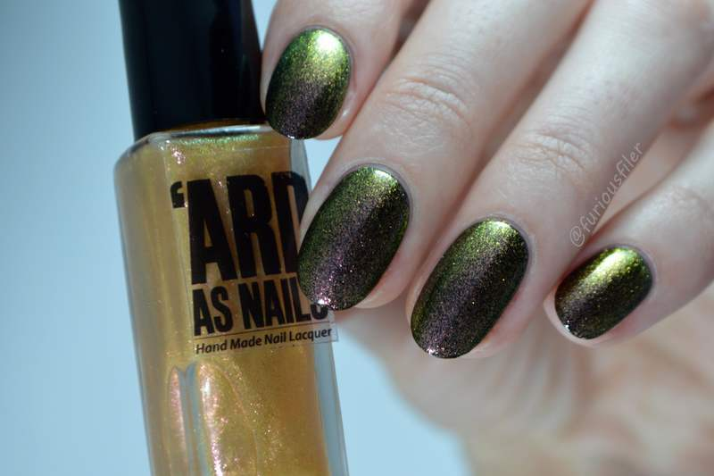 'Ard as nails Vicky Swatch by Furious Filer