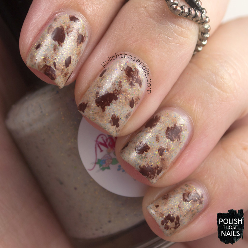 Quail Nails nail art by Marisa  Cavanaugh