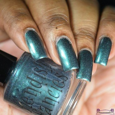 Fiendish Fancies Powerful, Beautiful & Without Regrets Swatch by glamorousnails23
