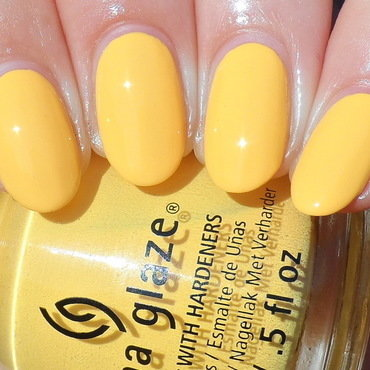 China Glaze Metro pollen-tin Swatch by Plenty of Colors