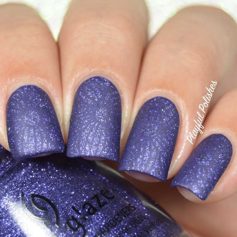 31DC2016 - Day 5, Blue Nails nail art by Playful Polishes