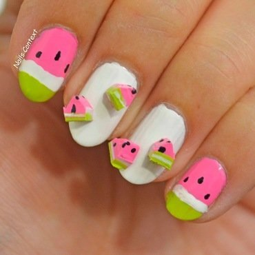 Watermelon 20nails 201 thumb370f