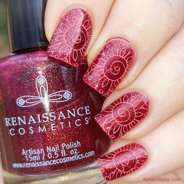 Kimettkolor stamping nail art  08312e thumb370f