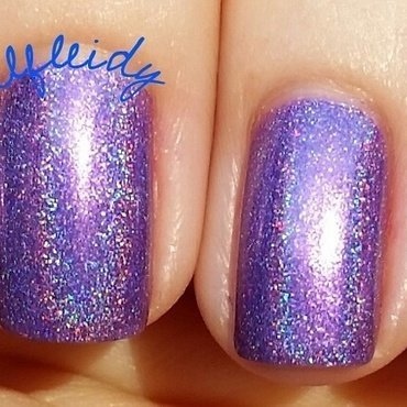 Cupcake Polish Queen Anthias Swatch by Jenette Maitland-Tomblin