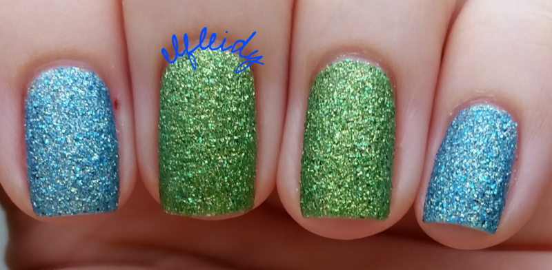 Zoya Bay and Zoya CeCe Swatch by Jenette Maitland-Tomblin