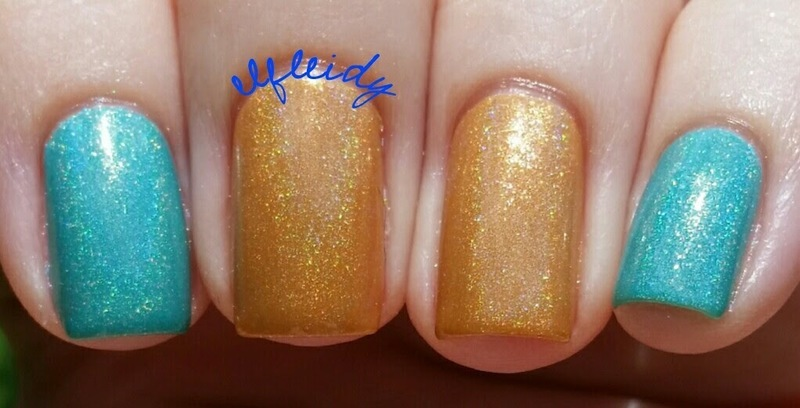 Cupcake Polish Bloom Bloom Room and Cupcake Polish What In Carnation? Swatch by Jenette Maitland-Tomblin
